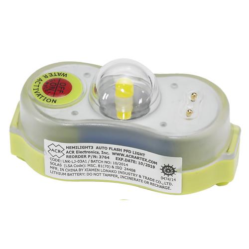 ACR HemiLight 3 - Automatic Survivor Locator Light [3764.1]