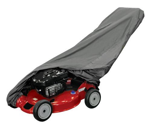 Dallas Manufacturing Co. Push Lawn Mower Cover - Black [LMCB1000S]