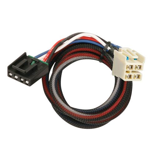 Tekonsha Brake Control Wiring Adapter - 2-Plug - fits Chevrolet, GM (2014-2018) [3016-P]