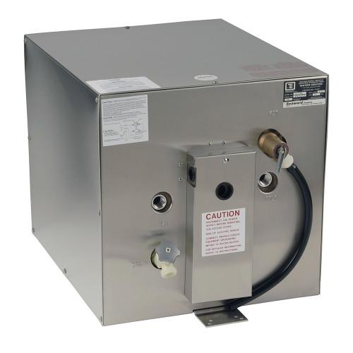 Whale Seaward 11 Gallon Hot Water Heater w\/Rear Heat Exchanger - Stainless Steel - 240V - 1500W [S1250]