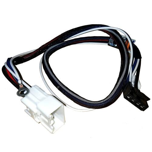 Tekonsha Brake Control Wiring Adapter - 2 Plugs - fits Toyota [3031-P]