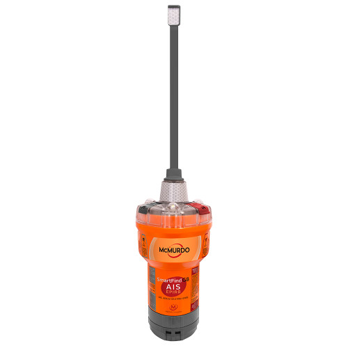 McMurdo G8 SmartFind Manual - Category 2 - GNSS  AIS [23-001-001A]
