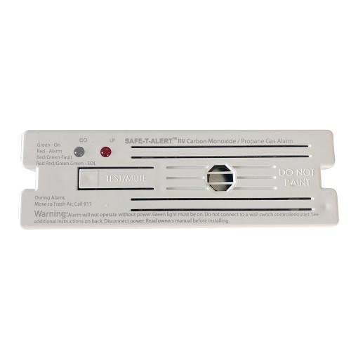 Safe-T-Alert Combo Carbon Monoxide Propane Alarm Surface Mount - White [35-741-WHT]
