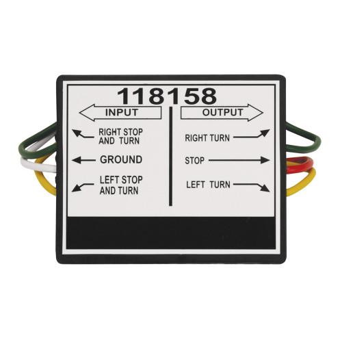 Tekonsha 2 to 3 Taillight Converter [118158]