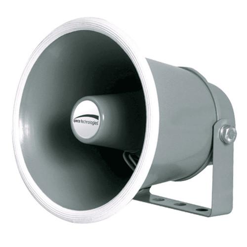 "Speco 6"" Weather-Resistant Aluminum Speaker Horn 8 Ohms [SPC10]"