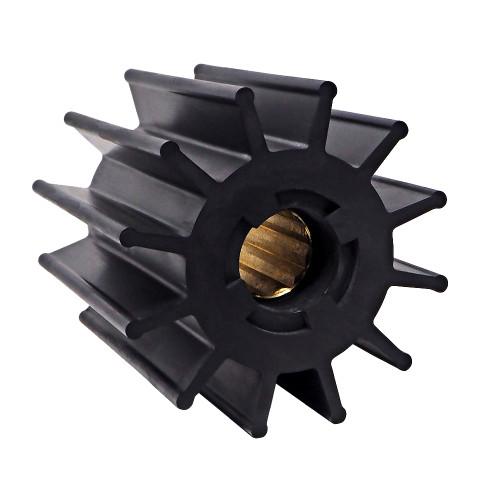 Albin Pump Premium Impeller Kit 95 x 25 x 95mm - 12 Blade - Spline Insert [06-02-032]