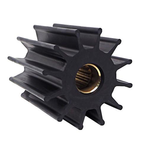 Albin Pump Premium Impeller Kit 95 x 24 x 101.5mm - 12 Blade - Spline Insert [06-02-033]