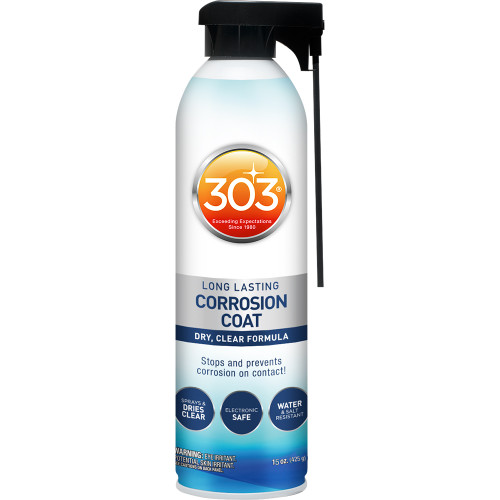303 Long Lasting Corrosion Coat Aerosol - 15oz *Case of 6* [30396CASE]