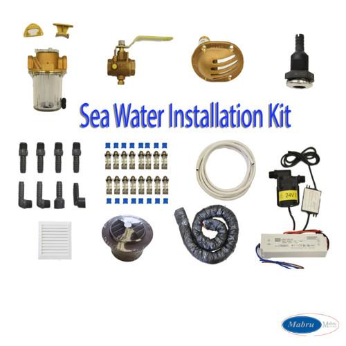 Sea Water Installation Kit