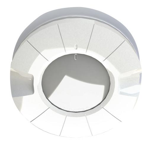 Lumitec Aurora LED Dome Light - White  Red Output - Flush Mount [101605]