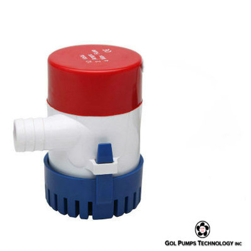 GOL Pump- 1100 GPH 12V Automatic Bilge Pump