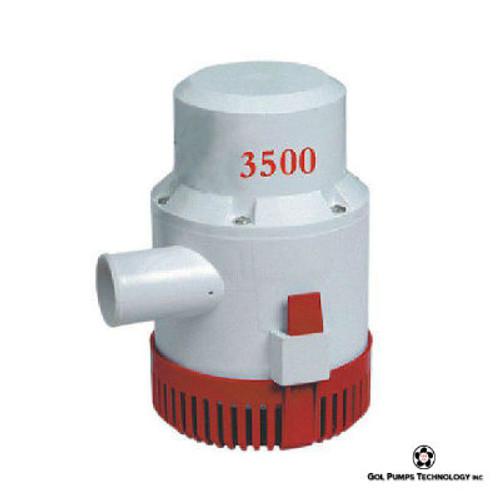 GOL Pump- 3500 GPH 12V Bilge Pump