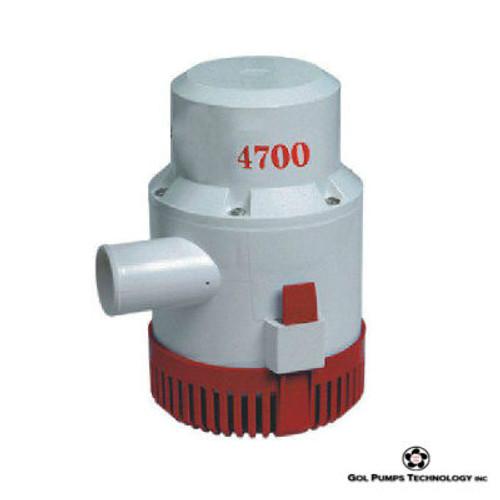 GOL Pump- 4700 GPH 12V Bilge Pump