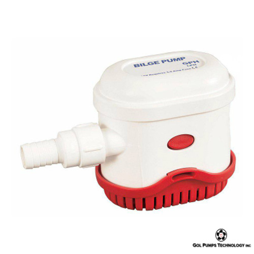 GOL Pump-1100 GPH 24V Automatic Bilge Pump