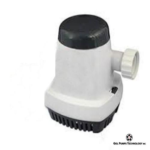GOL Pump- 600 GPH 12V Bilge Pump