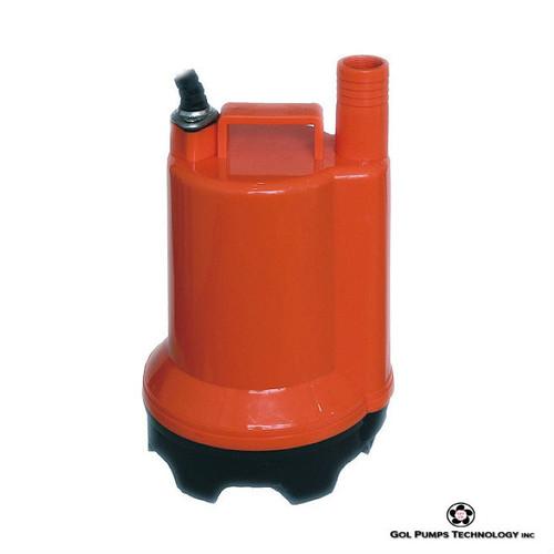 GOL Pump- 4000 GPH 24V  Bilge Pump