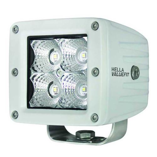 Hella Marine Value Fit LED 4 Cube Flood Light - White [357204041]