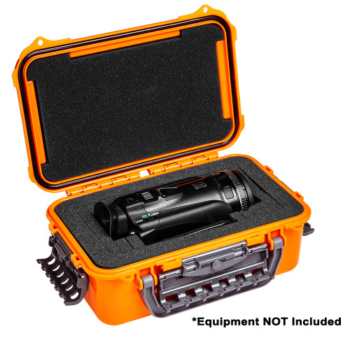 Plano Large ABS Waterproof Case - Orange [146070]
