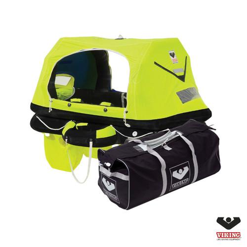 Viking Pro 4 Person Offshore RescYou Liferaft Valise Pack