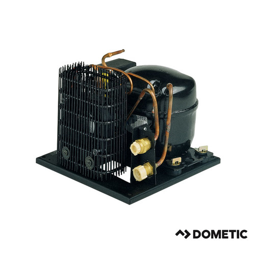 Dometic 50 Series Condensing Unit, Square Layout, 12/24VDC, Air Cooled only
