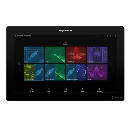 "Raymarine Axiom XL 19 18.5"" Multifunction Display Kit w\/RCR-SD Alarm  Cable [T70428]"
