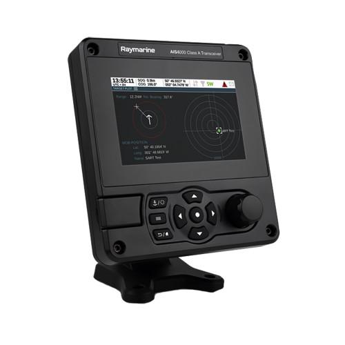 Raymarine AIS4000 Class A Automatic Identification System (AIS) Transceiver [E70601]
