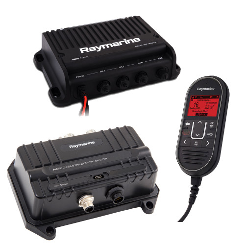 Raymarine Ray90 VHF Radio  AIS700 Bundle [T70424]