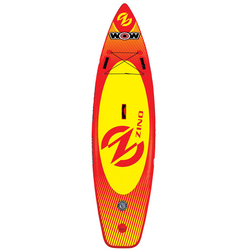 "WOW Watersports Zino 11"" Inflatable Paddleboard Package [20-2090]"