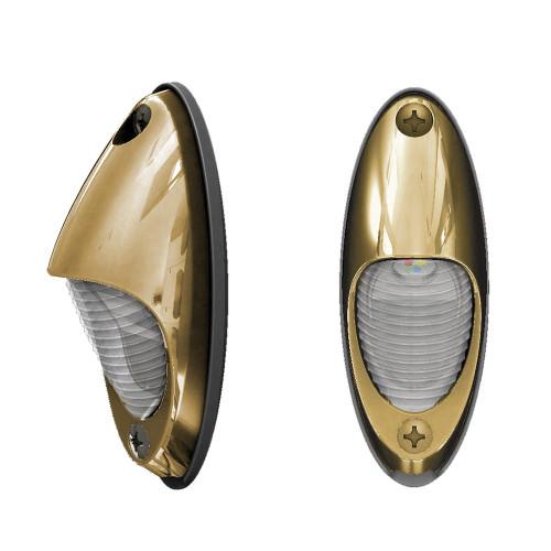 Lumitec Nautilus Piling Light - Spectrum RGBW\/Warm White - Bronze Housing [101671]