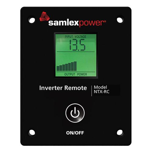 Samlex NTX-RC Remote Control w\/LCD Screen f\/NTX Inverters [NTX-RC]
