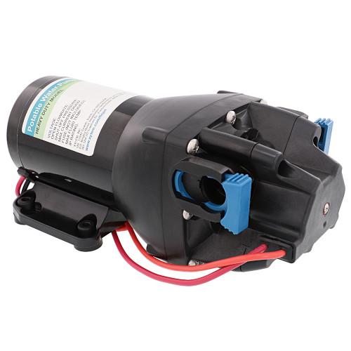 Flojet Heavy Duty RV Water Pump w\/Strainer - 12V - 3GPM - 50PSI [Q301V-117S-3A]