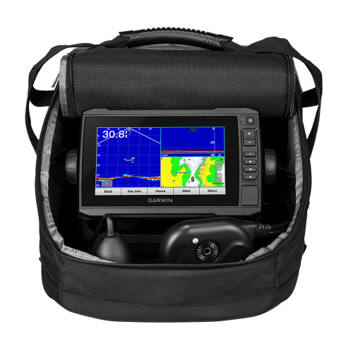 Garmin Panoptix PS22 Ice Fishing Bundle w\/UHD 73cv [010-02334-20]