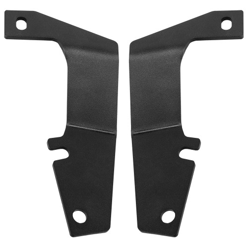 RIGID Industries 2010 - 2020 Toyota 4Runner A-Pillar Mount - Black [46700]