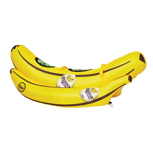 """Aqua Leisure Aqua Pro 90"""" Two-Rider Big Banana Towable [APL19980]"""