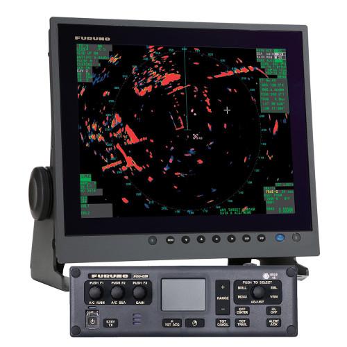 Furuno 25kW Transmitter, 96nm Black Box Radar System - Less Antenna & Signal Cable [FAR1523]