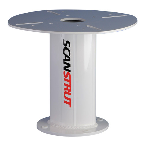 "Scanstrut 12"" Aluminum PowerTower f\/60cm Satcom Antennas [SATPT-60]"