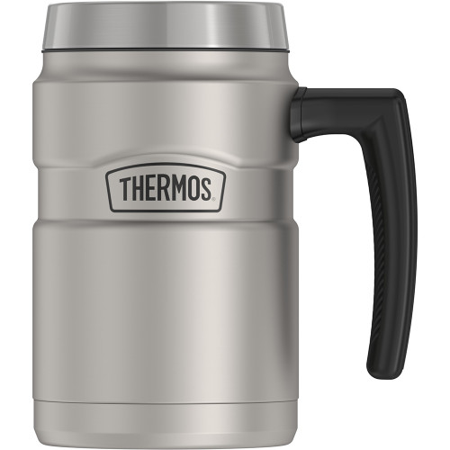 Thermos 16oz Stainless King Coffee Mug - Matte Stainless Steel [SK1600MSW4]