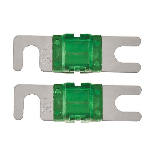 T-Spec V8 Series 30 AMP Mini-ANL Fuse - 2 Pack [V8-MANL30]