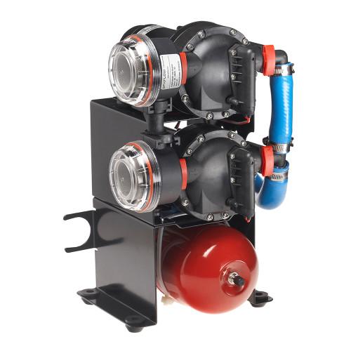 Johnson Pump Aqua Jet Duo WPS 10.4 Gallons - 24V Water Pressure Pump System [10-13409-02]