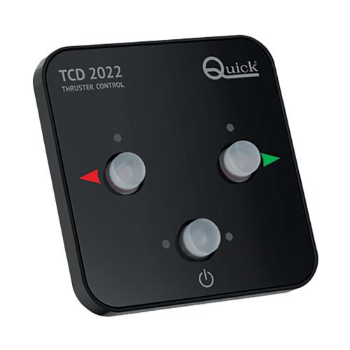 Quick TCD2022 Thruster Push Button Control [FNTCD2022000A00]