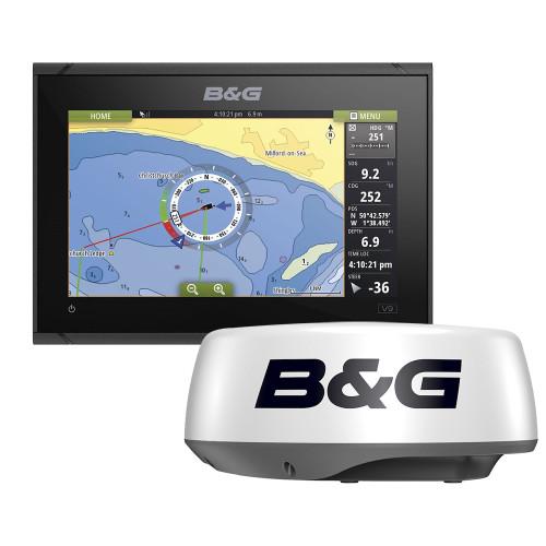 BG Vulcan 9 Radar Bundle w\/HALO20 Radar [000-15620-001]