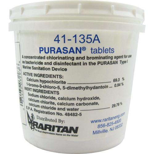 Raritan PURASAN EX Refill Tablets *6-Pack [41-135A]