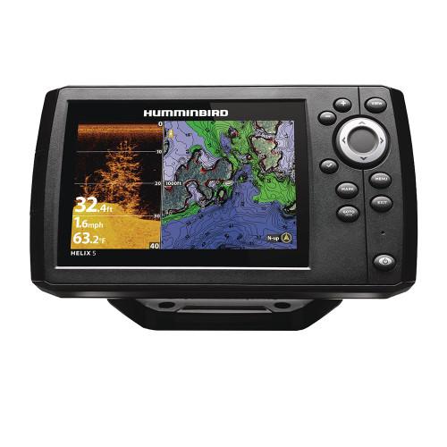 Humminbird HELIX 5 CHIRP DI GPS G3 [411670-1]