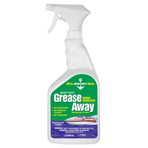 MARYKATE Grease Away Engine Degreaser - 32oz [1007618]