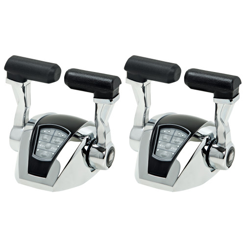 UFlex Power A Electronic Control Package - Dual Engine\/Dual Station - Mechanical Throttle\/Electronic Shift [ME22]