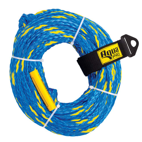 Aqua Leisure 2-Person Floating Tow Rope - 2,375lb Tensile - Blue [APA20451]