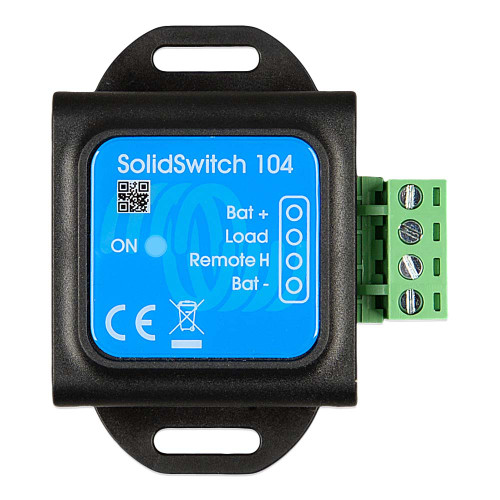 Victron SolidSwitch 104 f\/DC Loads Up To 70V\/4A [BMS800200104]
