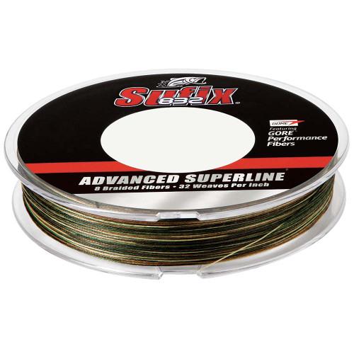 Sufix 832 Advanced Superline Braid - 15lb - Camo - 150 yds [660-015CA]