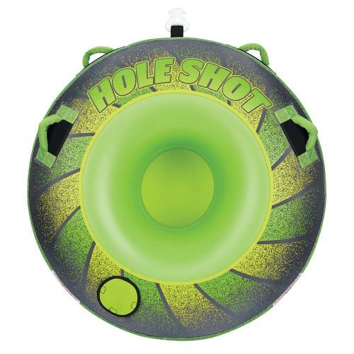 Full Throttle Hole Shot Towable Tube - 1 Rider - Green [302000-400-001-21]