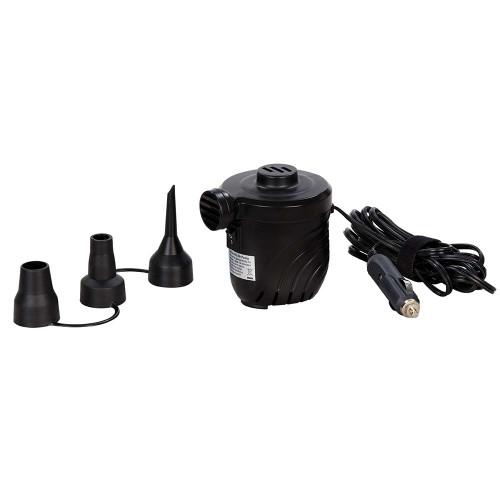 Full Throttle 12V Power Air Pump - Black [310200-700-999-21]